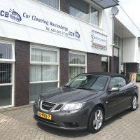 VERKOCHT: Saab 9-3 2.0T Vector cabriolet